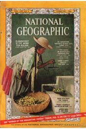 National geographic 1966 February - Bell Grosvenor, Melville - Régikönyvek