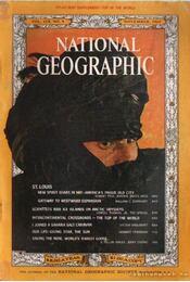 National geographic 1965 November - Bell Grosvenor, Melville - Régikönyvek