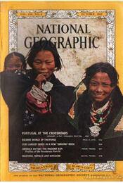 National geographic 1965 October - Bell Grosvenor, Melville - Régikönyvek