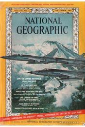 National geographic 1965 September - Bell Grosvenor, Melville - Régikönyvek