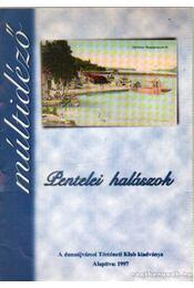 Pentelei halászok - Kozma Erzsébet - Régikönyvek