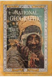National geographic 1965 April - Bell Grosvenor, Melville - Régikönyvek