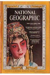 National geographic 1964 November - Bell Grosvenor, Melville - Régikönyvek
