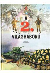 A 2. világháború - Pálinkó György - Régikönyvek