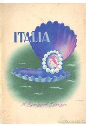 Italia - A gyöngyök gyöngye - Régikönyvek
