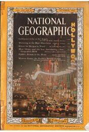 National geographic 1962 October - Bell Grosvenor, Melville - Régikönyvek