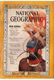 National Geographic 1962 May - Bell Grosvenor, Melville - Régikönyvek