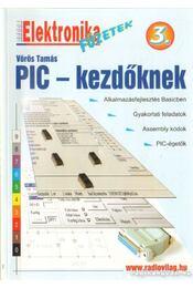 Pic- kezdőknek - Vörös Tamás - Régikönyvek