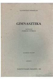Gimnasztika - Farkas György - Régikönyvek