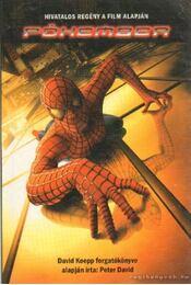 Pókember - Hivatalos regény a film alapján - David, Peter - Régikönyvek