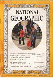 National geographic 1961 June - Bell Grosvenor, Melville - Régikönyvek