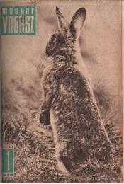 Magyar Vadász 1965. XVIII. évfolyam (teljes) - Gál Zoltán - Régikönyvek