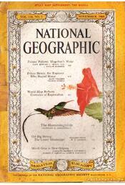 National geographic 1960 November - Bell Grosvenor, Melville - Régikönyvek