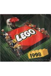 Lego 1998 - Régikönyvek