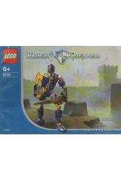 Lego Knights Kingdom 8770 - Danju - Régikönyvek