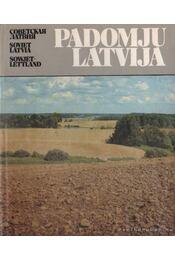 A szovjet Lettország - Gorisz, Ajna - Régikönyvek