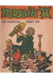 Der Hodscha Greift Ein - Mosaik 1983/11 - Régikönyvek