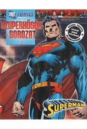 Szuperhősök-sorozat 2. - Superman - Régikönyvek
