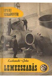Lemezszabás - Laskowski - John - Régikönyvek