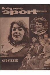 Képes sport 1975. 22. évfolyam (teljes) - Kutas István - Régikönyvek