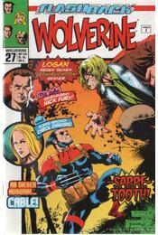 Wolverine 27 - Flashback - Régikönyvek