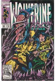 Wolverine 63, November, 1992 - Régikönyvek