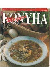 Magyar Konyha 1995. XIX. évfolyam (teljes) - Pákozdi Judit - Régikönyvek