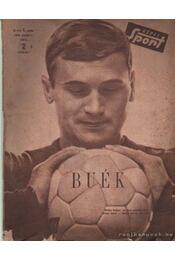 Képes Sport 1963. X. évfolyam (teljes) - Pásztor Lajos - Régikönyvek