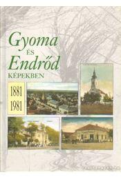 Gyoma és Endrőd képekben 1881-1981 - Harsányi Pál, Balogh Tamás, Darvas Tibor - Régikönyvek