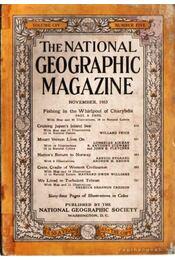 The National Geographic Magazine 1953, November - Grosvenor, Gilbert M. (főszerk.), la Gorce, John Oliver (szerk.) - Régikönyvek