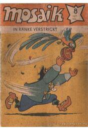 In ranke verstrickt - Mosaik 1977/8 - Régikönyvek