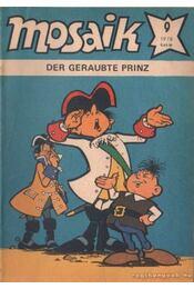 Der geraubte prinz - Mosaik 1978/9 - Régikönyvek