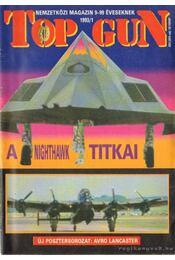 Top Gun 1993. (teljes évfolyam) - Tőrös István - Régikönyvek