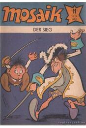 Der sieg - Mosaik 1979/11 - Régikönyvek