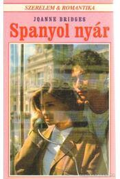 Spanyol nyár - Bridges,Joanne - Régikönyvek