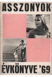 Asszonyok évkönyve 1969 - Régikönyvek