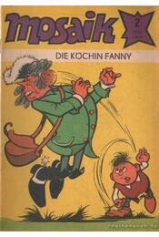 Die köchin Fanny - Mosaik 1980/2 - Régikönyvek