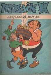 Der knödelwettbewerb - Mosaik 1980/3 - Régikönyvek