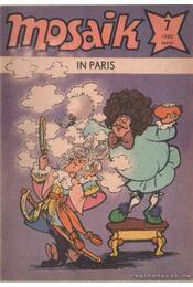 In Paris - Mosaik 1980/7 - Régikönyvek