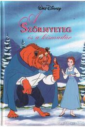 A Szörnyeteg és a kismadár - Walt Disney - Régikönyvek
