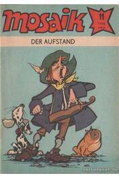 Der aufstand - Mosaik 1980/11 - Régikönyvek
