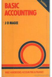 Basic Accounting - Magee, J O - Régikönyvek