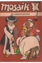 In lebensgefahr - Mosaik 1981/11 - Régikönyvek