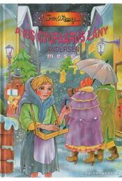 A kis gyufaárus lány - Régikönyvek
