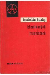 Konstrukcní katalog kremíkovych tranzistoru - Régikönyvek