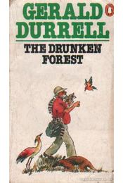 The drunken forest - Gerald Durrell - Régikönyvek