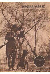Magyar Vadász 1960. március 3. szám - Gaál Zoltán - Régikönyvek
