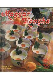 Magyar Konyha 1992. XVI. évfolyam (teljes) - F. Nagy Angéla - Régikönyvek