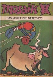 Das schiff des nearchos - Mosaik 1985/6 - Régikönyvek