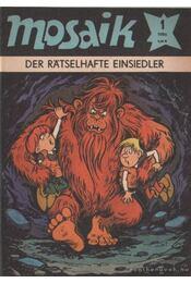 Der ratselhafte einsiedler - Mosaik 1986/1 - Régikönyvek